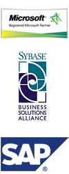 Microsoft Registered Partner, Appeon, Sybase Business Solutions Alliance, SAP